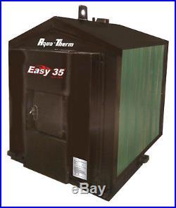 New Aqua-therm Easy 35 Outdoor Pellet burner/boiler/furnace/stove