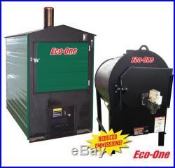 New Aqua-therm Eco-One 345 Outdoor wood burner/boiler/furnace/stove