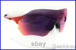 New Oakley EVZERO RANGE PRIZM Road Red Rimless Sunglasses OO9327 04 $173