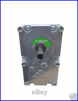 New Whitfield Endplate Upgrade Pp4010 & Xp7000 With Pellet Stove Auger Motor