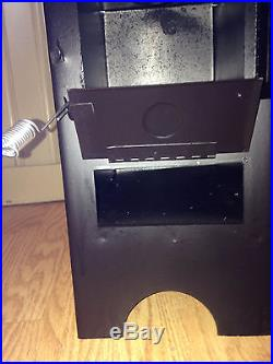Nuway united states stove for Fish house heater
