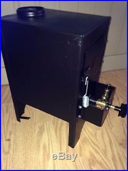 NuWay Nu-Way propane stove ice Fish house deer stand furnace heater m2000 12,000