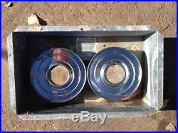 ORIGO 4000 Marine Alcohol 2 Burner Stove