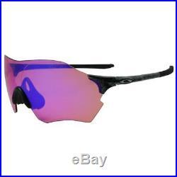 Oakley OO 9327-11 38 EVZero Range Carbon Fiber Prizm Trail Lens Sport Sunglasses