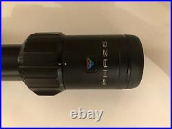Oculus Phaze 6-24x50 Long Range Rifle Scope FFP Reticle US Assembled Vortex