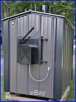 Outdoor Wood Boiler, Furnace, Stove