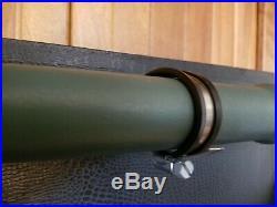 Pachmayer Gun Works 4 Pistol Super Deluxe Range Case Bausch & Lomb Balscope 20X