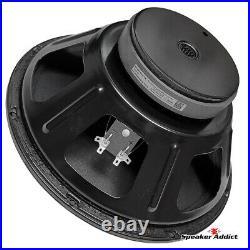 Pair Eminence Made SA-Beta-12LTA 12 Full-Range Driver 8 ohm 98dB Speaker