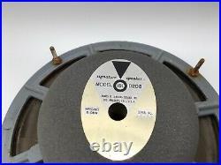 Pair JBL D208 8ohm Woofer Full Range Speakers