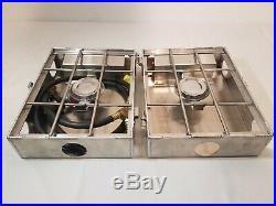 Partner Steel stove 9 break-apart