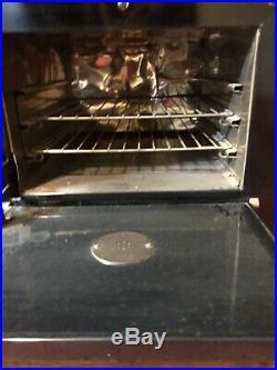 Pioneer Princess Wood Stove Heat Cook Hot Water 2016 Amish Made