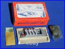 Post-War Lionel 448 Missile Firing Range Set EX+ withBox 1961