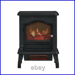 Powerheat Infrared Quartz Electric Stove Heater Living Room Warm Temperature