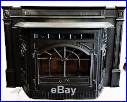 QuadraFire Castile Fireplace Insert Pellet Stove Refurbished SALE