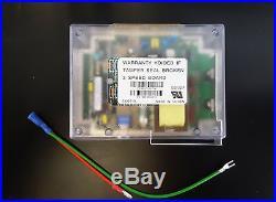 QuadraFire Pellet Stove 3 Speed Control Circuit Board SRV7000-704 / SRV7000-205