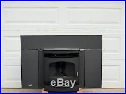 Quadra-Fire Santa Fe Pellet Stove Fireplace Insert Quadrafire