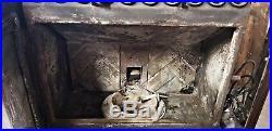 Quadrafire Castile Cast Iron Pellet Stove 38,000 BTU Used / Refurbished 2003