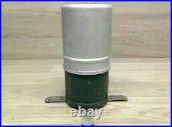 RARE 1942 Coleman 520 Civil Defense Tagged Military Stove WithCanister Manual T4
