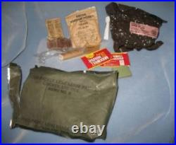 RARE VIETNAM WAR LRRP Long Range Patrol Ration FOOD PACKET New Sealed in Package