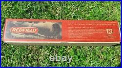 REDFIELD 4-12X40MM RIFLE SCOPE ACCU-RANGE SHOOTING HUNTING stalking vermin