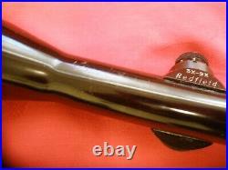 REDFIELD ACCU-TRAC 3X-9X Widefield Low Profile Rangefinder & 4 BDC Range Dials