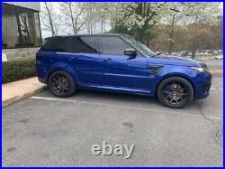 Range Rover Sport Lowering Kit L494 fits 2014-2021