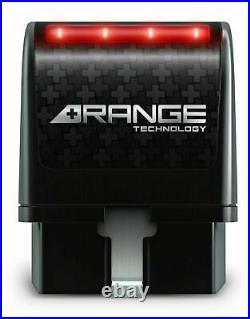 Range Technology AFM Active Fuel Management Disabler Red For GM Vehicles RA003R
