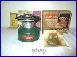 Rare Coleman 501-700 Sportster Single-Burner Stove withBox & Papers 6/1962