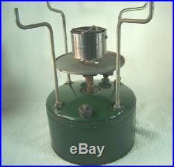 Rare WW II Era Coleman Model 522 One-Burner 10,000 BTU Military Stove