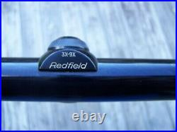 Redfield 3x9 Rifle Scope Accu-Range USMC M40 Sniper Peep Reticle