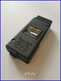 Ross Tech Hex Net. Top Of The Range unlimited VIN. VCDS / VAG COM Interface