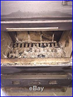 Russo c80 coal stove