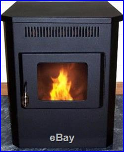 SNOW FLAME World's BEST Rated Pellet Stove 97% EFFICIENT! MADE IN USA