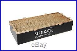 STEELCAT Combustor for Blaze King Wood Stoves (CS-604)
