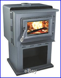 SW3100 Breckwell Free Standing EPA Wood Stove