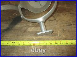 Sea Swing gimbaled Stove Single burner Vintage Bremer SeaSwing gimbal cook boat