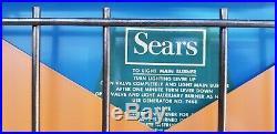 Sears stove vintage