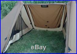 Seek Outside'Lil Bug Out LBO Base/Tarp/Base Hot Tent 2 Nests SXL Titanium Stove