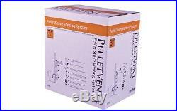 Simpson M&G DuraVent pellet Stove, Kit 3000 3PVL-KHA