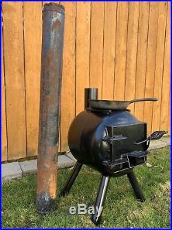 Small Wood Burning Stove