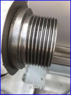 South Bend Heavy 10 CL8187 R Gunsmith Lathe / Wide Range Gear Box & Large Dials