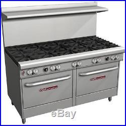 Southbend 4601DD 10 Burner 60 Commercial Restaurant Range Stove