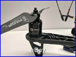TBS DISCOVERY PRO RTF with Taranis X9D carbon Crossfire GoPro LONG RANGE drone