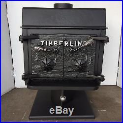 Timberline Wood Burning Stove Burner Woodburning Woodburner Fireplace United States Stove