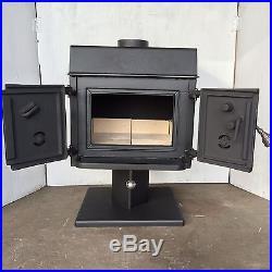 TIMBERLINE Wood Burning Stove Burner Woodburning Woodburner Fireplace