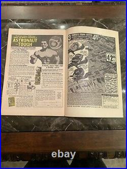 Tales to Astonish 93 Classic Silver Surfer Hulk Cover 7.0 Range Sharp Copy