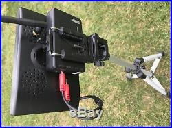 Target Camera & 7 Display Rifle Pistol shooting range, EASY SETUP up to 500 yd
