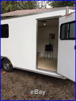 Tent Rv -Tiny House or Sauna wood Stove