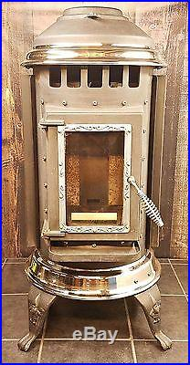 Thelin Parlor, Parlour 3000 Pot Belly Pellet Stove Used / Refurbished SALE