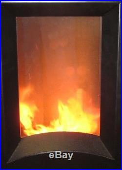Thelin Tiburon Pellet Stove with 12 Volt Battery Back Up Painted Black